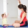 5 tư thế giúp mẹ phục hồi ngay sau sinh