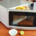 Bếp Eva - Mẹo làm sạch lò vi sóng bằng chanh