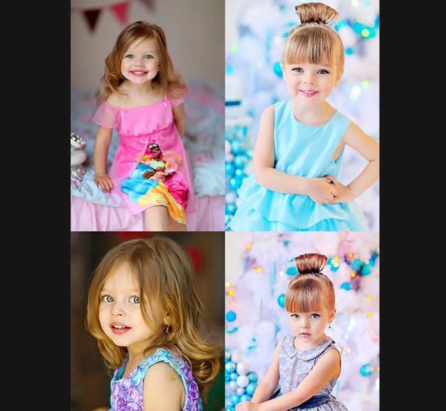 Sở hữu gương mặt hoàn hảo cùng nụ cười ngọt ngào, nhiều cô bé xứ Bạch Dương được ví như 'thiên thần' hay những nàng công chúa bước ra từ câu chuyện cổ tích. Đấy cũng là lý do rất nhiều hãng thời trang nổi tiếng trên thế giới thích tìm những mẫu nhí đến từ nước Nga. Cùng điểm danh môt số gương mặt nhí nổi tiếng khiến nhiều người kinh ngạc vì vẻ đẹp hoàn hảo.