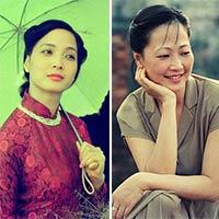 Ngắm biểu tượng sắc đẹp màn ảnh Hà Thành một thuở