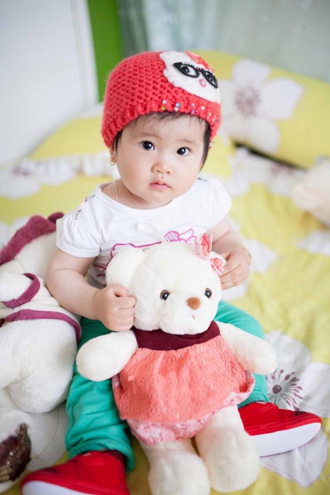 Bé Trần Nguyễn Bảo Nguyên có tên ở nhà là Su. Su rất hiếu động, hay cười và rất quậy....