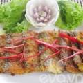 Bếp Eva - Đãi cả nhà cá hố chiên sả ớt