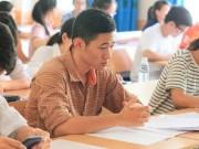 Tin tức - Cập nhật Đáp án đề thi tốt nghiệp THPT Quốc Gia môn Toán – Tiếng Anh năm 2015