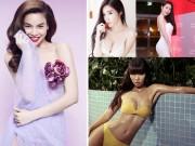 Làm đẹp - Sao Việt và những điểm 'hái ra tiền' trên cơ thể