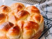 Bếp Eva - Bánh mì sữa đơn giản, đẹp mắt, ngon miệng