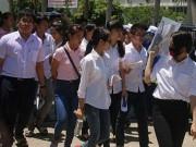 Tin tức - 334 thí sinh bị kỷ luật trong ngày thi thứ 2