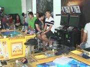 Tin tức - Cờ bạc bằng game bắn cá, nhiều thiếu nữ bị bắt