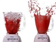 Bếp Eva - Cách làm sạch máy xay sinh tố nhanh gọn