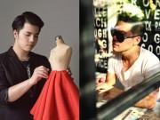 Thời trang - Chuyện tình táo bạo của 2 NTK đồng tính Việt