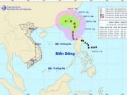 Bão số 2 hoành hành, biển Đông có gió giật cấp 12