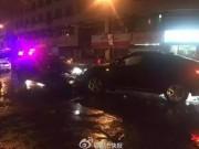 Eva Yêu - Húc siêu xe tiền tỷ vào nhau để tranh giành bồ nhí hot girl