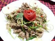 Bếp Eva - Thịt vịt xào sả ớt đậm đà, ngon cơm