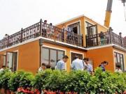 Nhà đẹp - Choáng váng biệt thự hai tầng xây trong 3 tiếng tại Trung Quốc