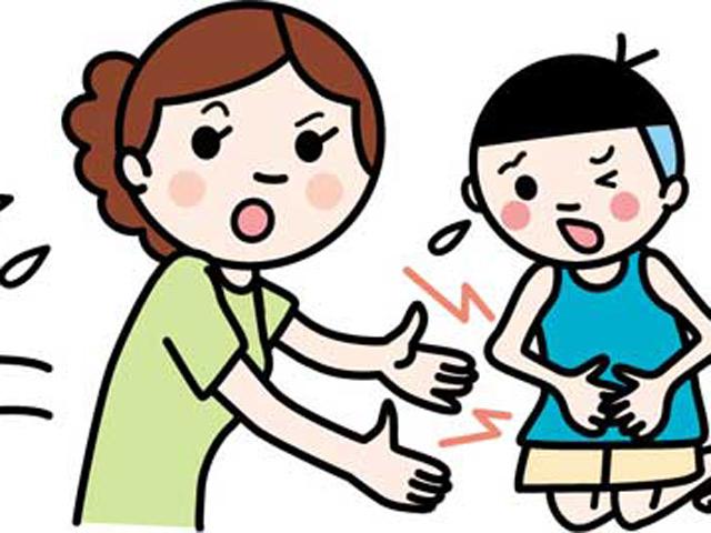 Việc cần làm đầu tiên khi trẻ bị ngộ độc