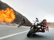 Tom Cruise tự đóng hầu hết các pha hành động nghẹt thở