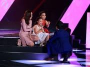 Làm mẹ - Tập 2 GHVN 2015: Dương Khắc Linh 'ngẩn ngơ' trước 'Thùy Chi nhí'