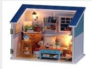 Nhà đẹp - Tự làm nhà mô hình phát triển tư duy cho bé