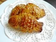Bếp Eva - Bánh Trung thu nướng hình cá nhìn là mê