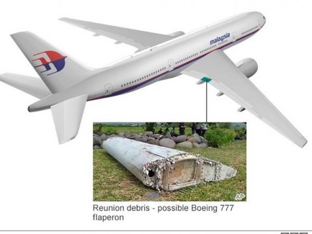 Máy bay MH370 rơi xuống biển như thây ma?