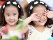 Làng sao - Ngắm con gái cực kỳ dễ thương của diễn viên Hồng Đăng