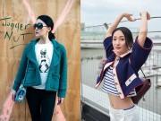 Thời trang - Châu Tấn mặc sành điệu hơn sau khi lấy chồng