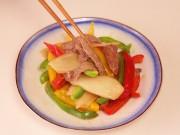 Bếp Eva - Thịt bò xào ớt chuông đơn giản, ngon cơm