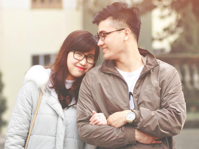 Chuyện tình ngọt ngào cặp đôi 2 lần tỏ tình hụt