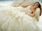 Thời trang - Thích thú ngắm váy cưới từ giấy vệ sinh