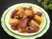Bếp Eva - Thịt bò kho củ cải đậm đà đưa cơm