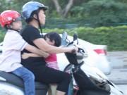 Làm mẹ - Vị trí ngồi xe an toàn và nguy hiểm nhất cho trẻ nhỏ