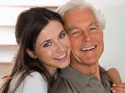 Chồng già vợ trẻ có phải là tiên?