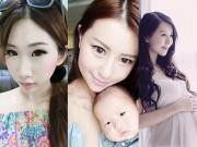 Làm mẹ - 4 bà mẹ đẹp như hotgirl nổi tiếng cộng đồng mạng Singapore