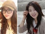 Làm đẹp - 10 nữ hoàng mặt mộc của showbiz Việt - Hàn