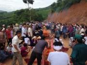 Tin tức - Tướng Hồ Sỹ Tiến tới hiện trường vụ thảm sát ở Yên Bái