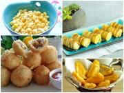 Bếp Eva - 4 món ăn vặt ngon để dành làm cuối tuần
