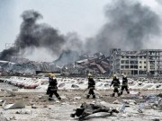 Tin tức - Thảm họa Thiên Tân: Hố đen khổng lồ xuất hiện