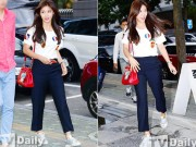 Khuôn mặt Ha Ji Won ngày càng khác lạ
