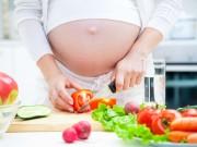 Bà bầu - Những món phụ nữ có thai cần cẩn trọng