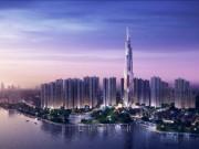 Nhà đẹp - Báo ngoại sửng sốt với tòa nhà chọc trời cao nhất Việt Nam