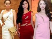 Thời trang - Mỹ nhân Việt trả giá đắt khi chọn váy cẩu thả