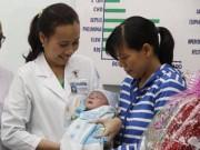 Niềm vui của gia đình bé 11 ngày tuổi bị đâm xuyên não