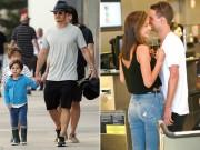 Orlando Bloom khó chịu khi vợ cũ có bạn trai mới