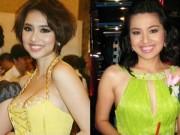 Làm đẹp - Kỳ lạ mỹ nhân Việt giống nhau như chị em trong nhà