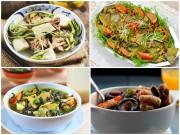 Bếp Eva - Những món om ngon cho cuối tuần mát mẻ