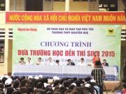 Tin tức - Phú Yên: Nhiều thí sinh bị hủy kết quả đậu đại học