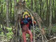 """Thời trang - VNTM2015 tập 5: Top 11 hóa """"người rừng"""" tạo dáng với khỉ"""