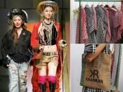 Thời trang - Đã đến lúc vải thô sơ trở thành chất liệu kinh điển