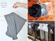Thời trang - 14 mẹo giữ quần áo bền đẹp mãi với thời gian