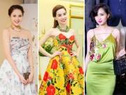 Làm đẹp - Top 10 mỹ nhân Việt trang điểm đẹp nhất tháng 8