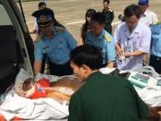 Tin tức - Dùng trực thăng cấp cứu bệnh nhân dập não nguy kịch